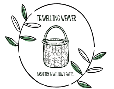Travelling Weaver Logo Willowcraft Shrop