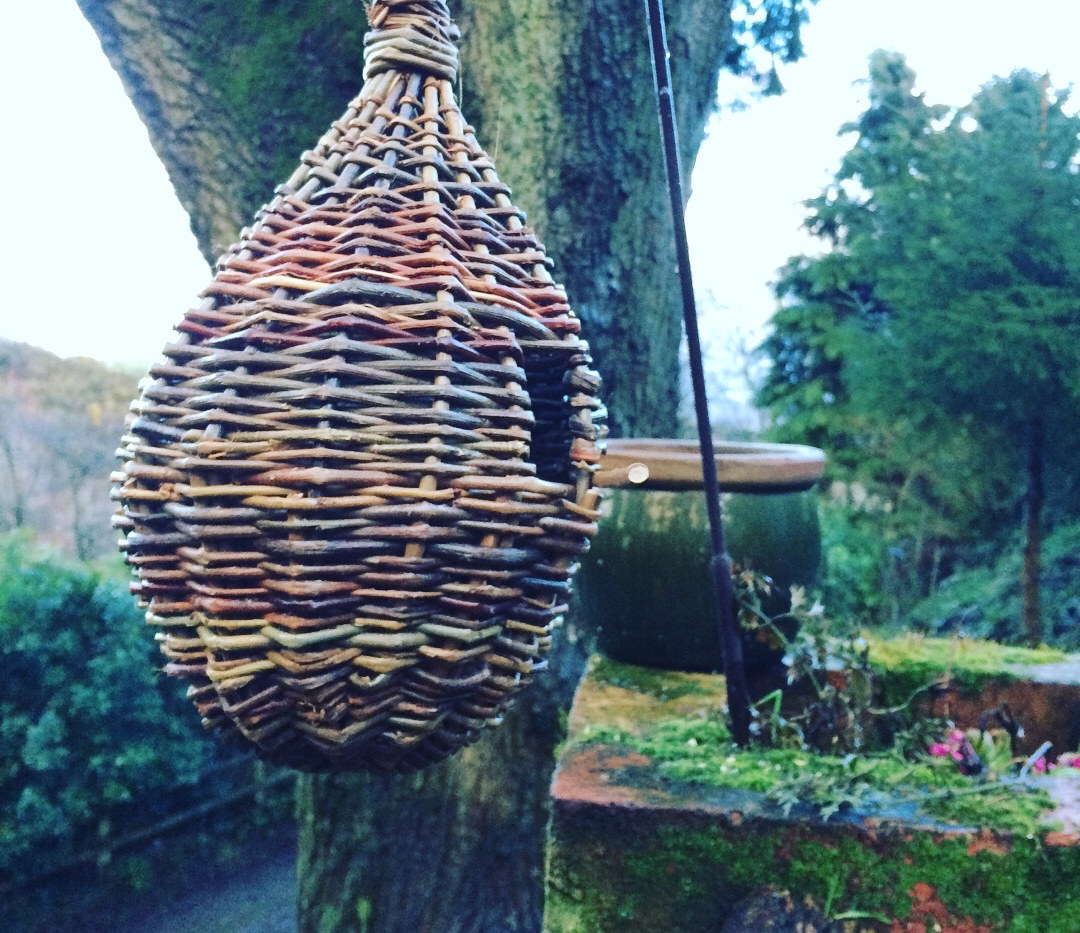 Travelling Weaver Willow Crafts Sophie Francis