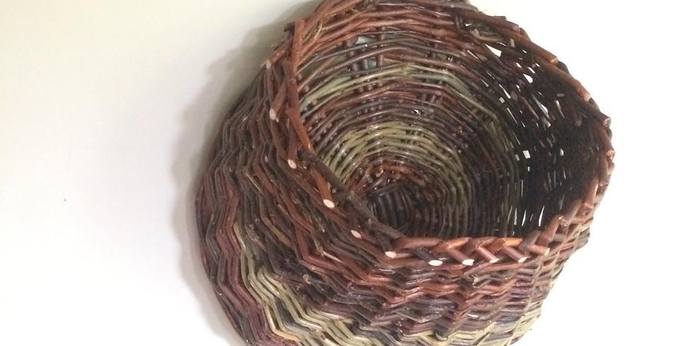 Hanging Wall Basket Workshop