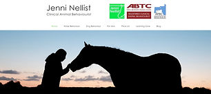 Jenni Nellist Animal Behaviourist House