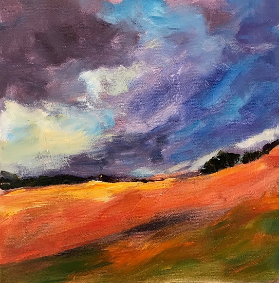 Autumn Moors, Gower