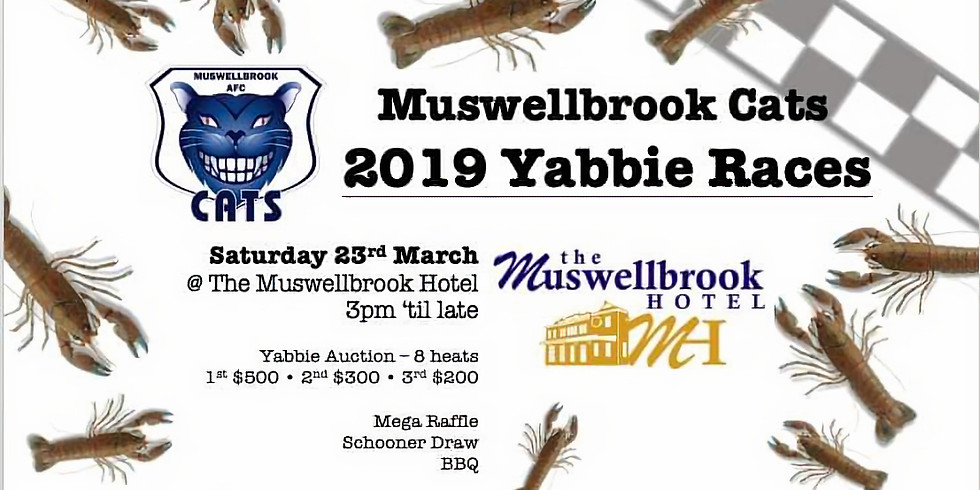 2019 Yabbie Races and Season Launch