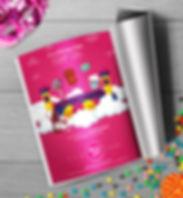 Monsey Glatt purim ad - sugar high