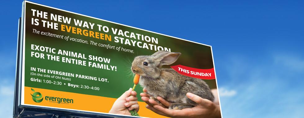 Animal Show Billboard