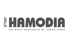 Hamodia logo (HighSky Creative site)