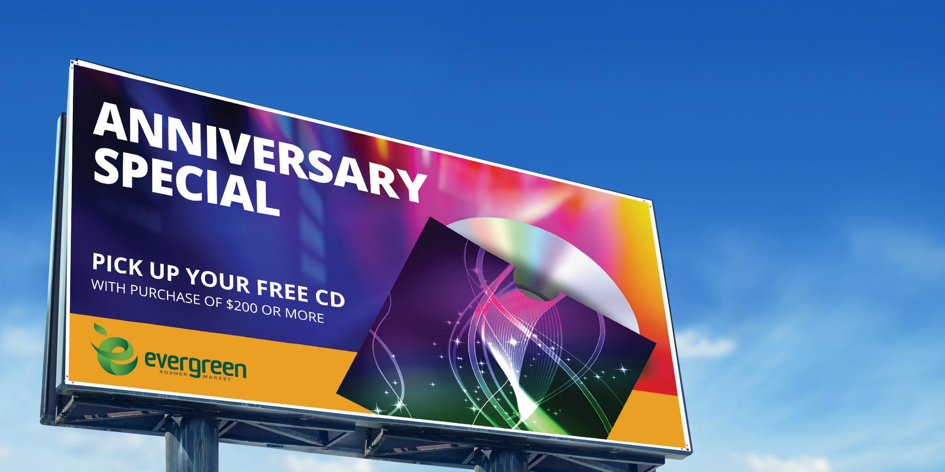 Dance CD Billboard