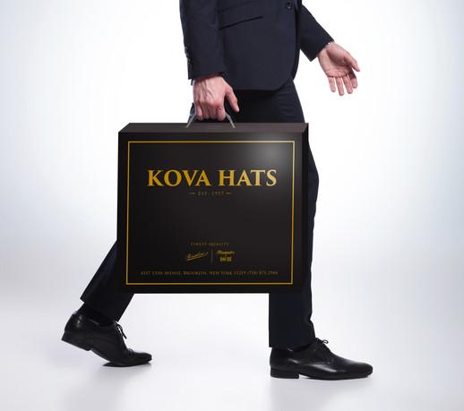 Kova Hat Box