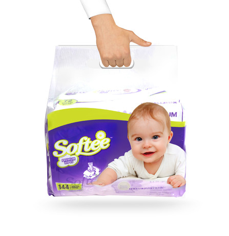 Softee Bulk Baby Wipes
