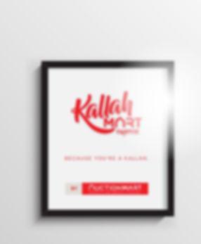 Kallah Mart by Auction Mart branding, HighSky Creative