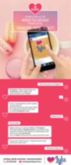 Lyke email blast by HighSky Creative