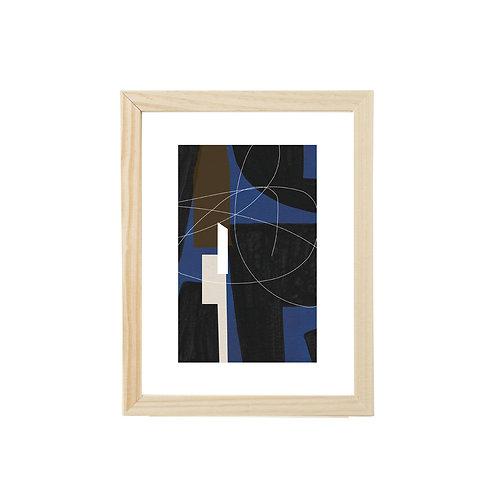 Affiche Blue n°2