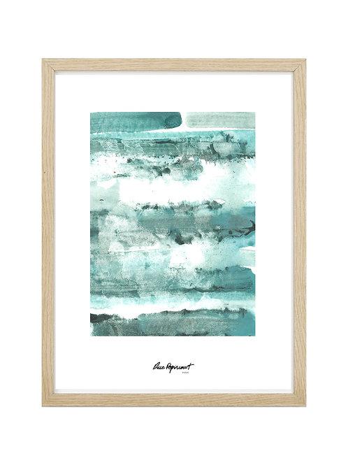 """Poster """"Chemin Vert"""" n°5"""