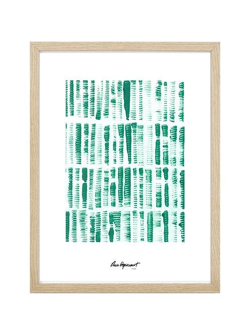 """Poster """"Chemin Vert"""" n°12"""