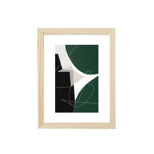 Affiche Green n°3
