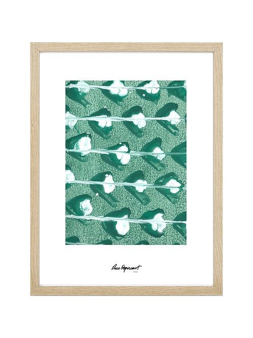 """Poster """"Chemin Vert"""" n°3"""