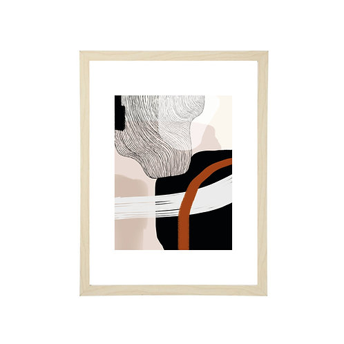 Affiche Abstract n°5