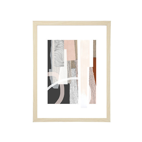 Affiche Abstract n°7