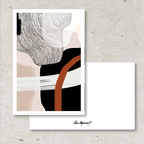 Carte Abstract n°5