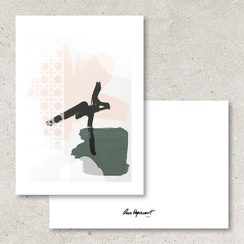 Carte postale Alexandre