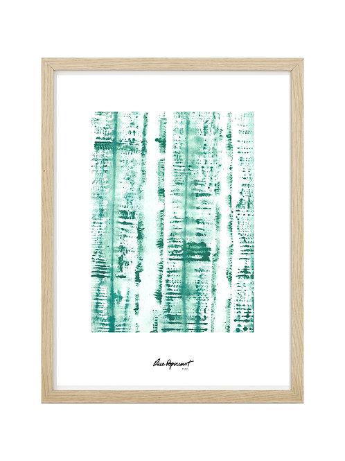 """Poster """"Chemin Vert"""" n°1"""