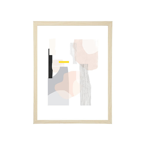 Affiche Abstract n°6