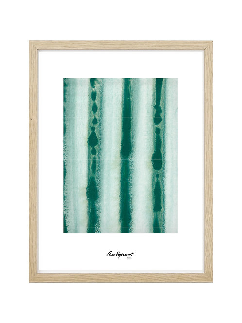 """Poster """"Chemin Vert"""" n°10"""