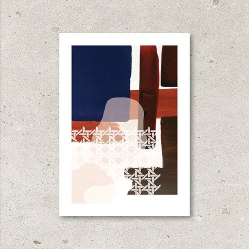 Carte postale Pierre