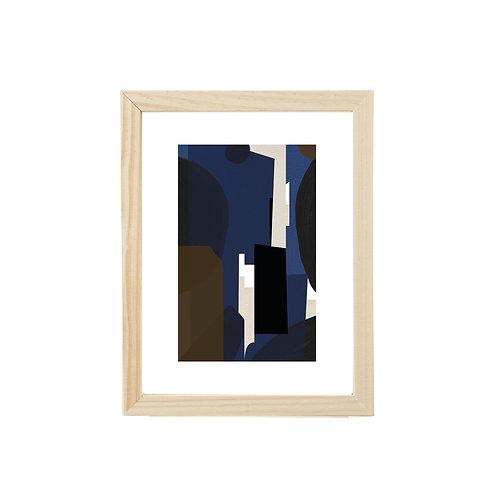 Affiche Blue n°1