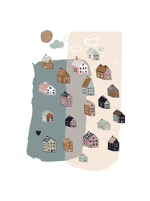 Carte Rue Popincourt Baby
