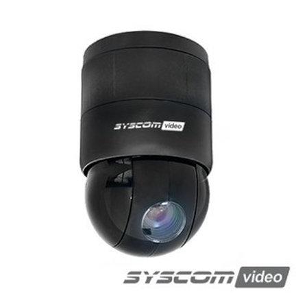 SYSCOM VIDEO HF-3H36-GN Cámara Domo Analógico PTZ 36X zoom
