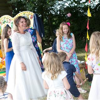 Brad & Pebble's Wedding - July 2017