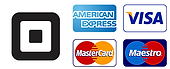 Square Credit/Debit Card Accepted UK