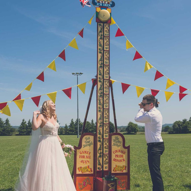 Laura & Tom Wedding - 17th June 2017
