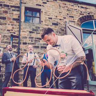 Lauren & Gareth Wedding - July 2016