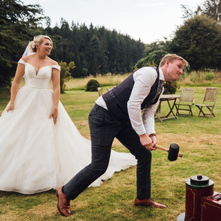 Louise & Simon Wedding Day