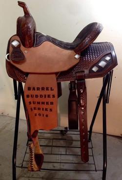 2016 BB Saddle