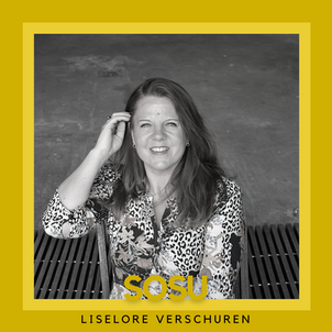 LET'S MEET: LISELORE VERSCHUREN