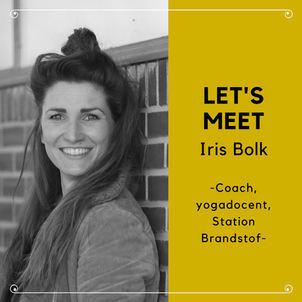 LET'S MEET: IRIS BOLK