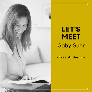 LETS MEET: GABY SUHR