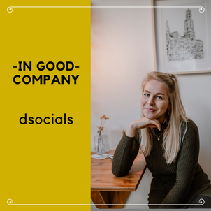 THIS BRAND IS ON FIRE: DSOCIALS