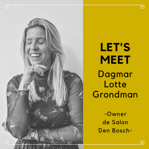 LET'S MEET: DAGMAR LOTTE GRONDMAN