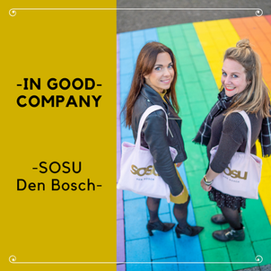THIS BRAND IS ON FIRE: SOSU DEN BOSCH