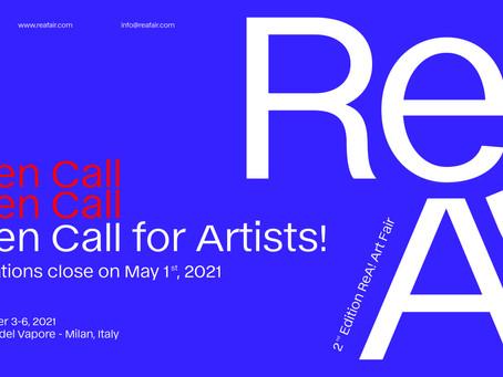 II edizione di Rea! Art Fair