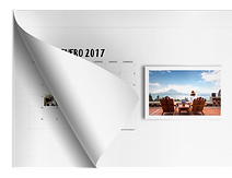 Calendario Horizontal