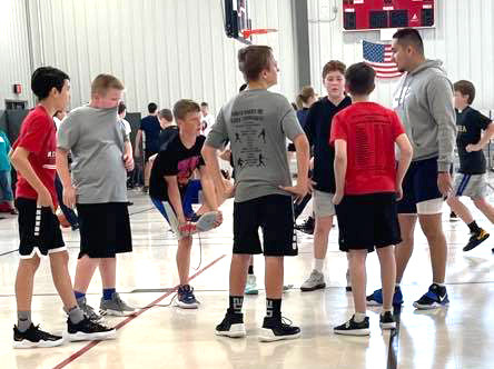 Sacred Hoops East 12-U is going to love 'Lob City', 'Next Play' and Coach Bizardie