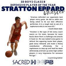 Stratton Eppard and the Chester Boys ready to WORK before senior season