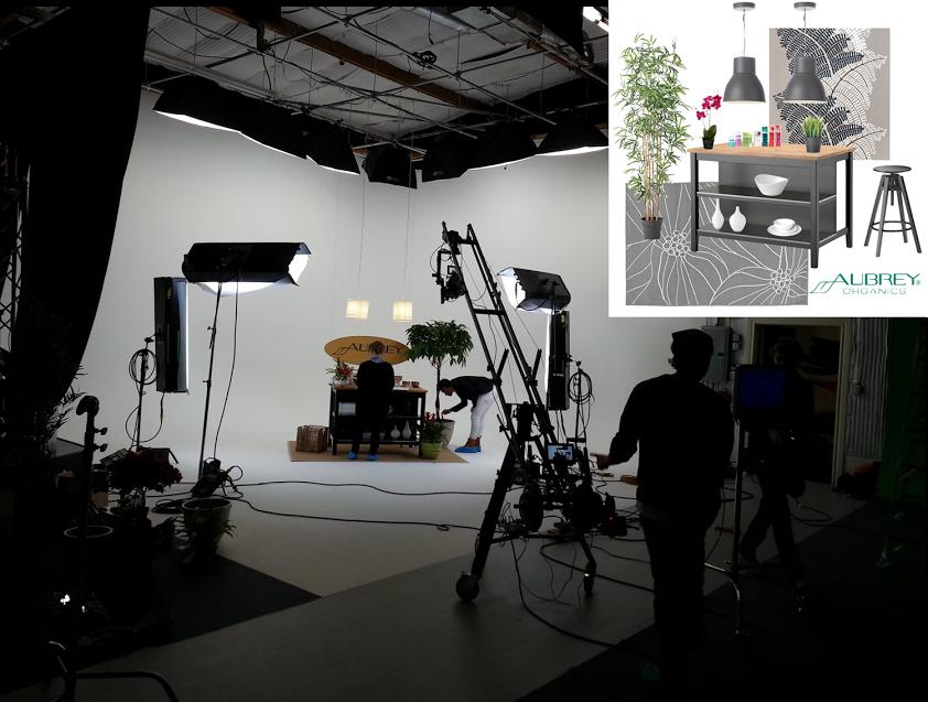 Aubrey Corporate Video Set