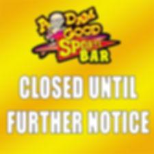 A'Dam-Good-Sports-Bar-Closed-Until-Furth