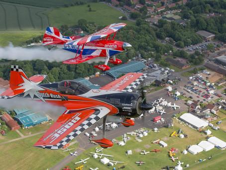 Aero Expo UK 2017