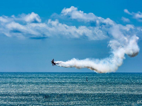 Debut Bournemouth Air Festival Display - DONE